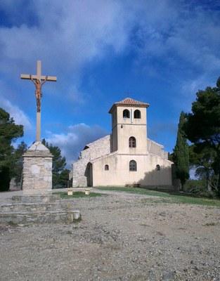 Roquefort des Corbières, Chapelle Saint Martin