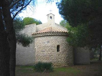 La Palme, Chapelle Saint Pancrace