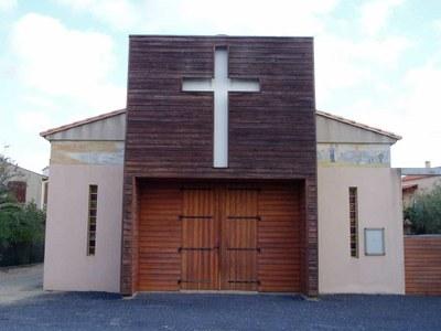Leucate Plage, Chapelle Saints Pierre et Paul