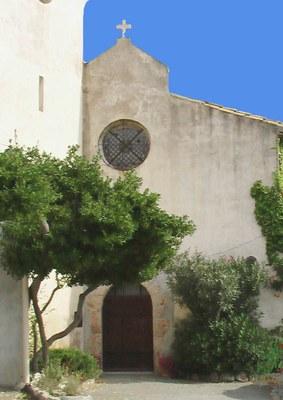 Treilles, Eglise Saint André