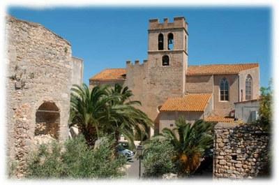 La Palme, Eglise Saint Jean
