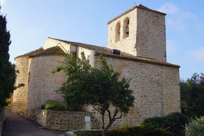 Fitou, Eglise Saint Julien et Sainte Basilisse