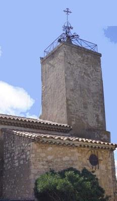 Bages, Eglise Saint Martin