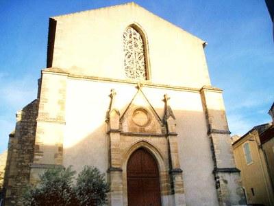Roquefort des Corbières, Eglise Saint Martin