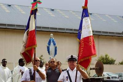 15 Août 2017, Port-La-Nouvelle, 1-Messe à la Criée