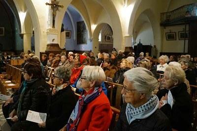 18 Novembre 2017 - Bages, 4-Messe d'accueil