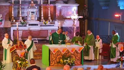 01 Février 2017, Sigean, 2-Messe des Hospitaliers